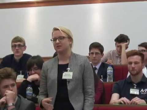 Human Cloning and Mitochondrial Donation: Mock Parliamentary Debate
