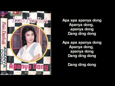 EUIS DARLIAH - Apanya Dong (Lirik)