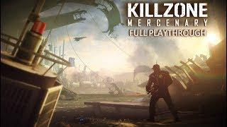 Killzone Mercenary - Full Playthrough - No Commentary/Uncut (HD PS Vita Gameplay)