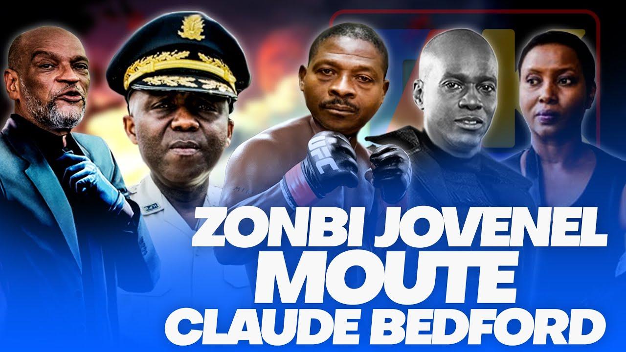 Martine pale…zombi Jovenel frape PM Ariel Atè depil bouje lap pran kod…men koze / Fouco