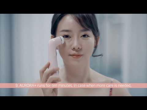 Aurora + (Skin Care Device, Facial Massager)