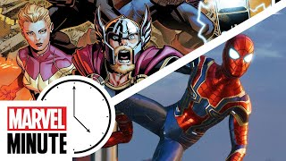Marvel's Agents of S.H.I.E.L.D.! Marvel's Spider-Man! Avengers #1 | Marvel Minute