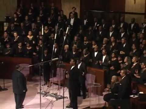 Detroit Mass Choir - Lord Help Me To Hold Out