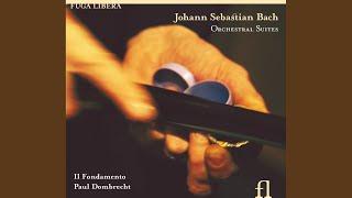 Suite No. 4 in D Major, BWV 1069: V. Réjouissance