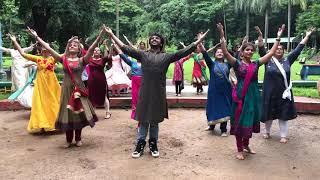Devesh Mirchandani Workshop in MULUND (Ghoomar and Ghar More Pardesiya)
