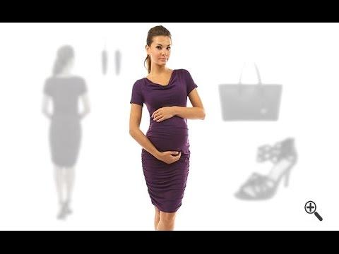 Festliche Umstandskleider für den Sommer + 3 Outfits für Schwangere ...