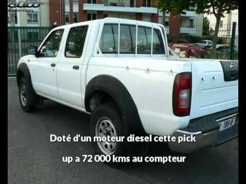 nissan pick up occasion visible toulouse pr sent e par cjc utilitaire youtube. Black Bedroom Furniture Sets. Home Design Ideas