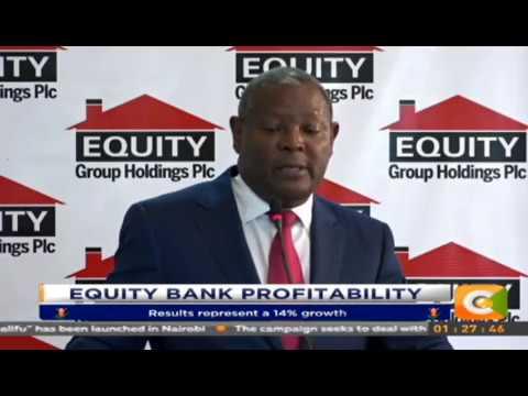 Equity bank Profitability