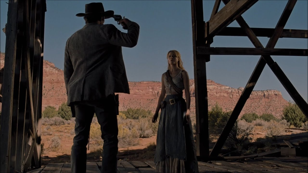 """Download Westworld 2x09 - Teddy and Dolores """"I can't protect you anymore"""" [Season 2 Scene]"""