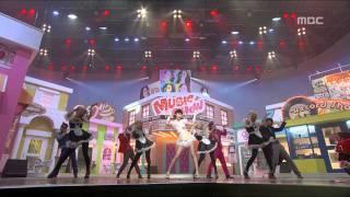 Lee Jung-hyun - Vogue It Girl, 이정현 - 보그 잇 걸, Music Core 20090606