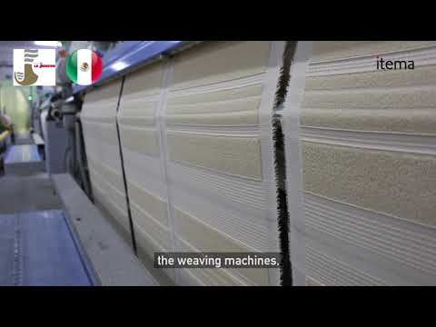 WEAVING EXCELLENCE DIARIES: LA JOSEFINA from YouTube · Duration:  2 minutes 43 seconds