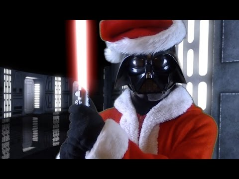 How Darth Vader Stole Christmas: A Star Wars Story