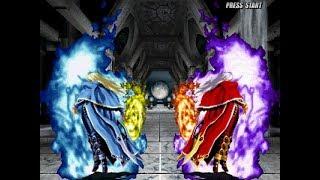 [PS2] NeoGeo Battle Coliseum - Goodman (TAS)