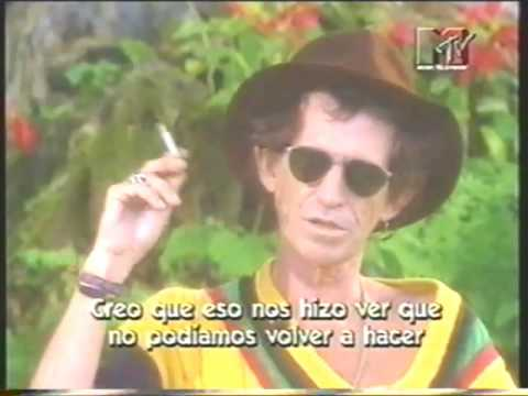 keith Richars - Keith's Jamaica VH1 To One 1996