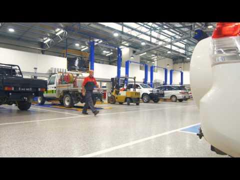 A-FLO Equipment - Automotive Workshop Design Fitout Solutions