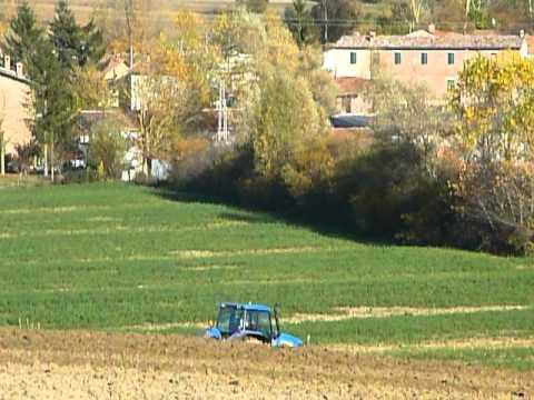 Kebio agricoltura naturale preparazione per la semina a for Semina a spaglio