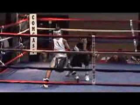 Patrick vs. Andres East Coast Silver Gloves Finals
