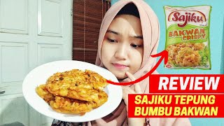 REVIEW TEPUNG BAKWAN SAJIKU