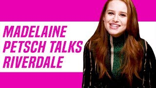 Riverdale Cheryl Blossom Actress Madelaine Petsch Talks Biggest Insecurities