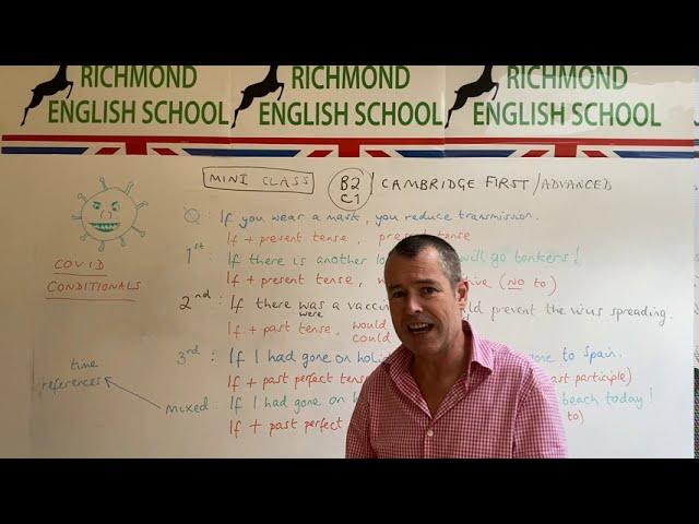MINI CLASS WITH TOM! - B2/C1 level grammar #3