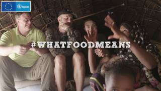 #WhatFoodMeans