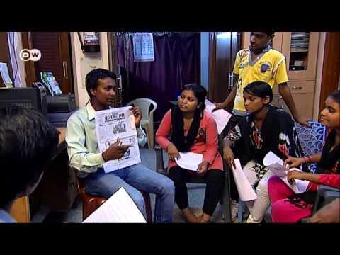 Zeitung gibt Straßenkindern eine Stimme | Global 3000