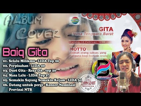 Baiq Gita - The Best Full Album Liga Dangdut Indonesia