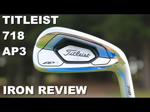 Titleist 718 AP3 Review