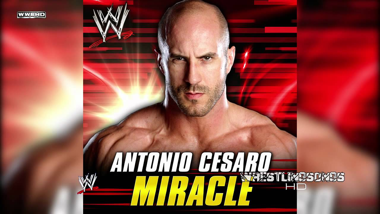 2012: Antonio Cesaro 3rd WWE Theme Song