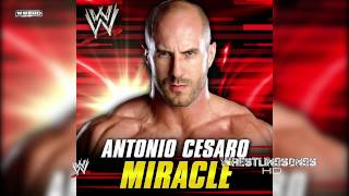 "2012: Antonio Cesaro 3rd WWE Theme Song - ""Miracle"" + Download Link ᴴᴰ"