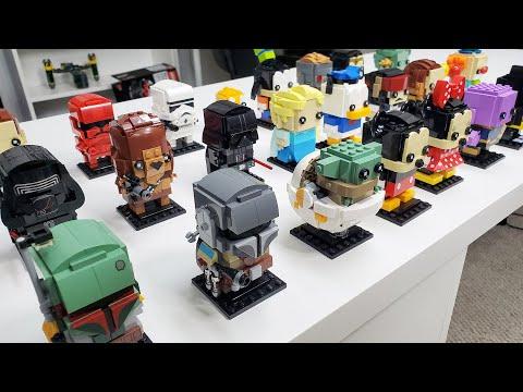 LEGO BRICKHEADZ Collection... I Need More!