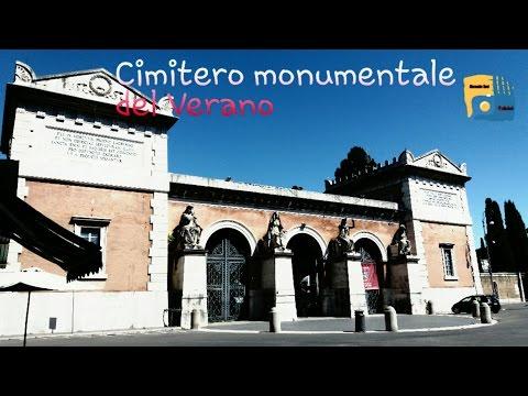 Cimitero monumentale del Verano - Roma