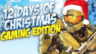 ♪ 12 Days of Christmas ♪ - Gaming Edition! (Song Parody)