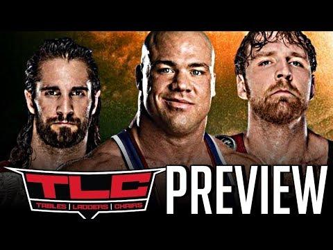 Kurt Angle MATCH bei TLC + AJ Styles vs. Finn Bálor - TLC Vorschau/Preview (Deutsch/German)