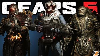 GEARS 5 News - NEW Operation 1 Characters Drop! COG Gear Character, Swarm Warden & General RAAM!