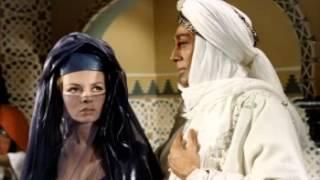 Musique Film - Angelique Et Le Sultan 1967 ( Michele Mercier ) participation diamant noir