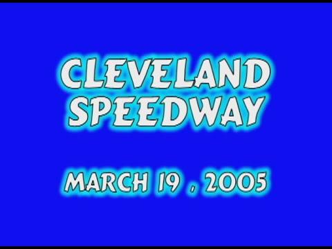 Cleveland Speedway Crusier Feature 3 19 05