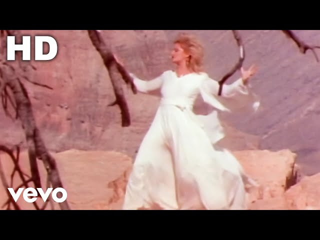 Bonnie Tyler - Holding Out For A Hero (Official HD Video)