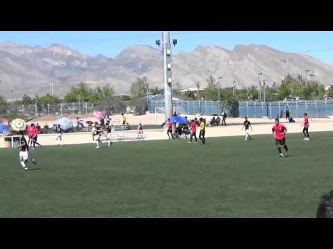 Strikers vs Barcelona Academy (vegas Premier Cup)04/02/2016
