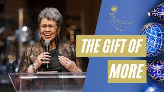 The Gift of More | Rev. Elaine Flake | Allen Virtual Experience