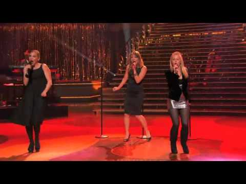 Vegas performances - Mr. Sandman - Naomi Gillies, Hollie Cavanagh and Marissa Pontecorvo