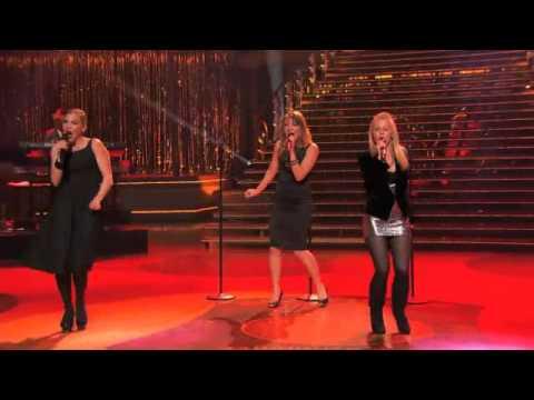 Vegas performances - Mr. Sandman - Naomi Gillies, Hollie Cavanagh and Marissa Pontecorvo