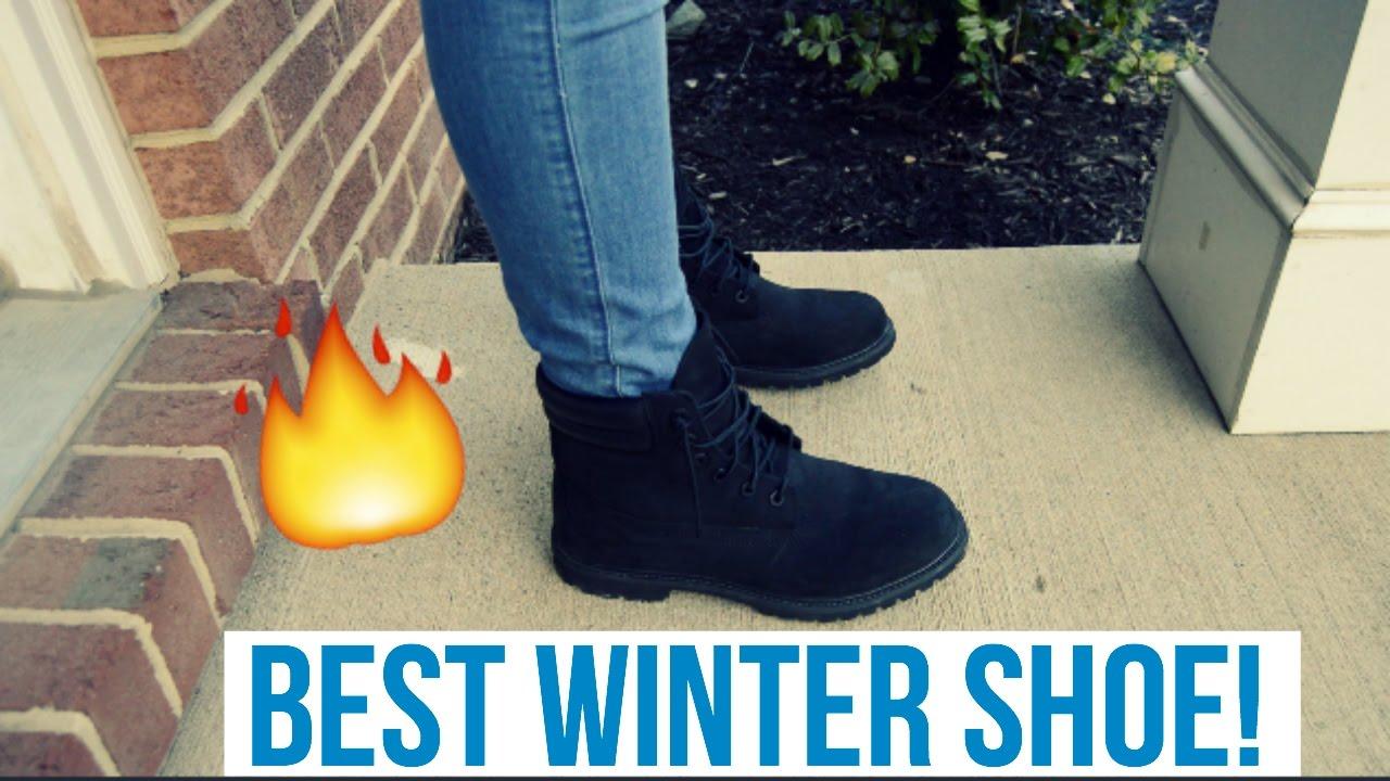 Youtube Black 6 Winter Boot Shoe Best The Timberland Inch Premium pqTzn