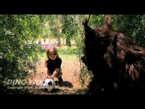 dino wolf dire wolf trailer fred olen ray youtube