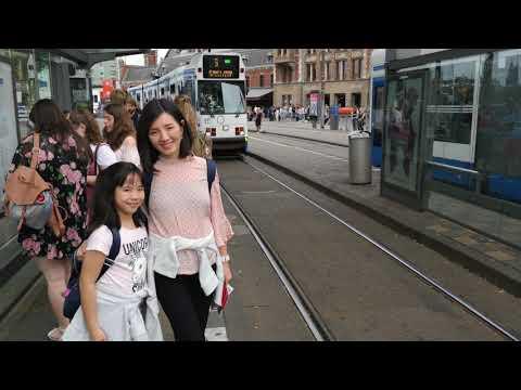 Essen Amsterdam trip