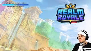 Taddl Spielt Realm Royale mit dyzzy, unge & Zombey! #2