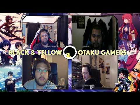 BAYOG Podcast #37 Tokyo Game Show 2017 and Anime News