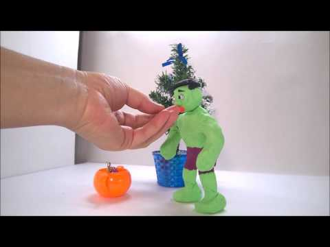 Hulk Gets Sick Needs Shot Prank Videos Superheroes in Real Life Play Doh Stop Motion