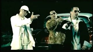 Daddy Yankee - No Me Dejes Solo ft. Wisin & Yandel (Official Video)