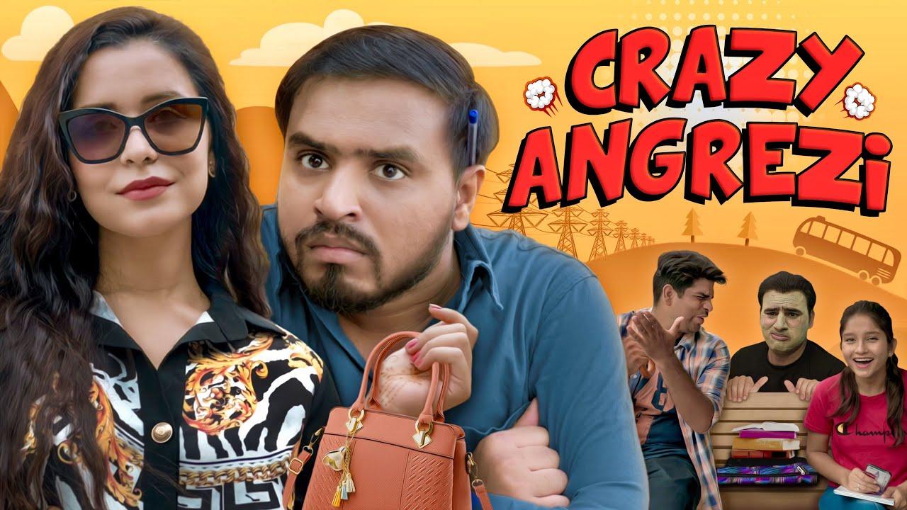 Crazy Angrezi - Amit Bhadana